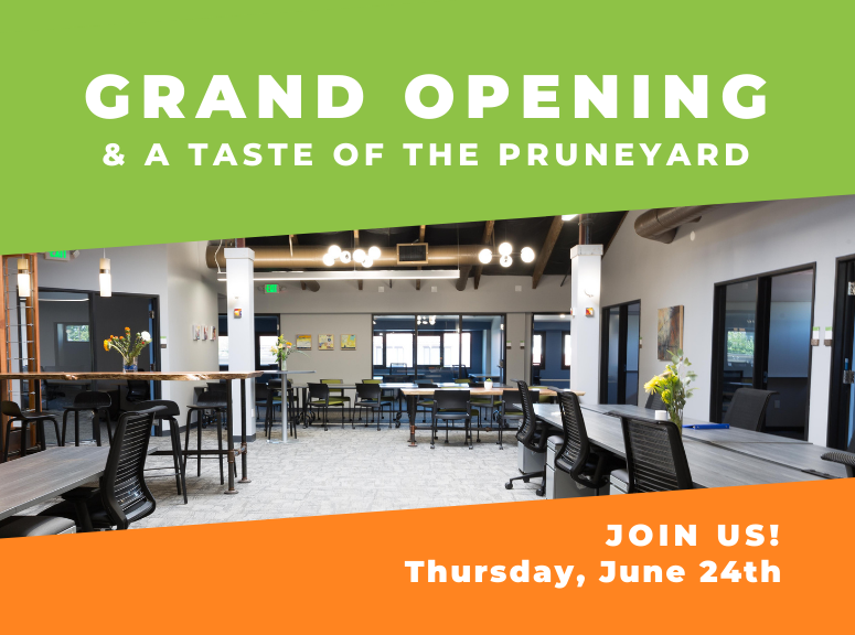 Satellite Campbell Grand Opening & A Taste of The Pruneyard!