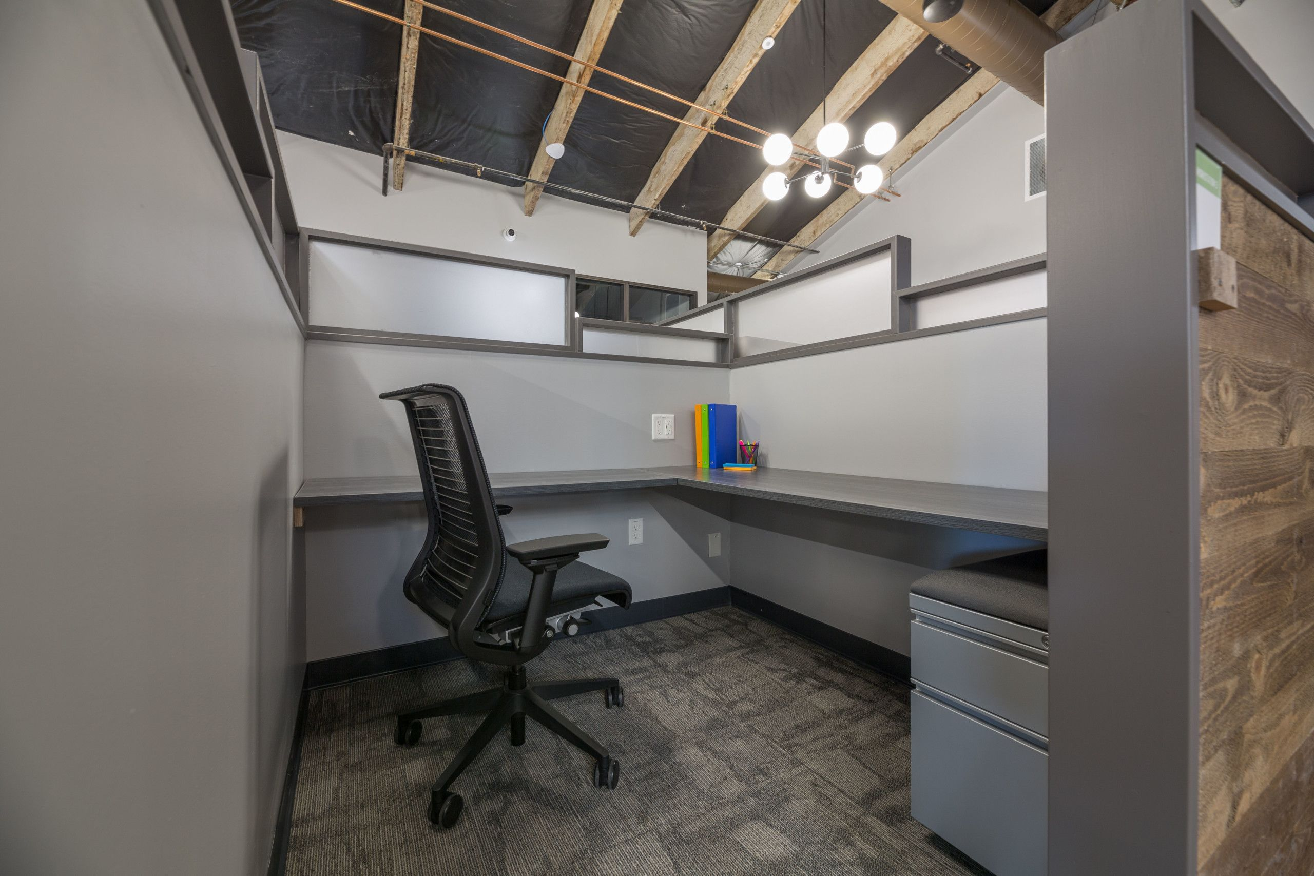 Campbell Dedicated Workspace