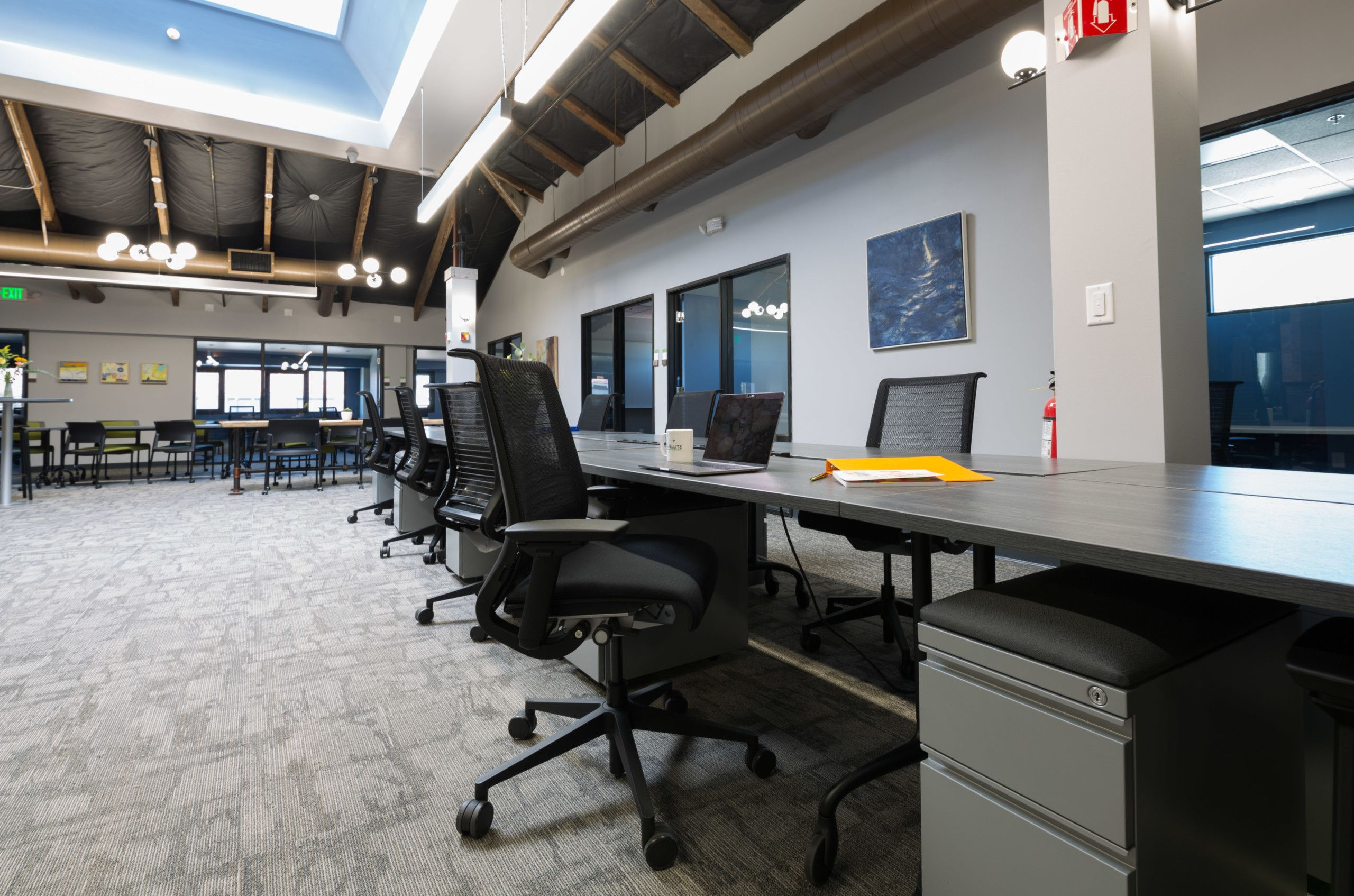 Campbell Open Coworking Space