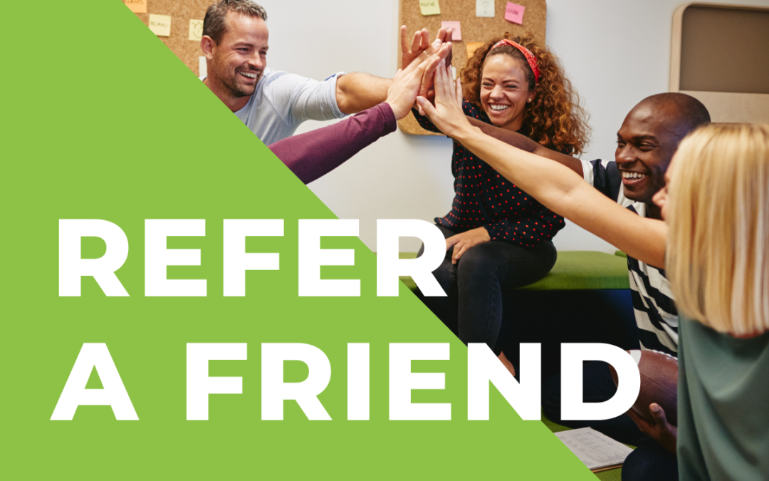 Refer A Friend – Earn $50 Santa Monica