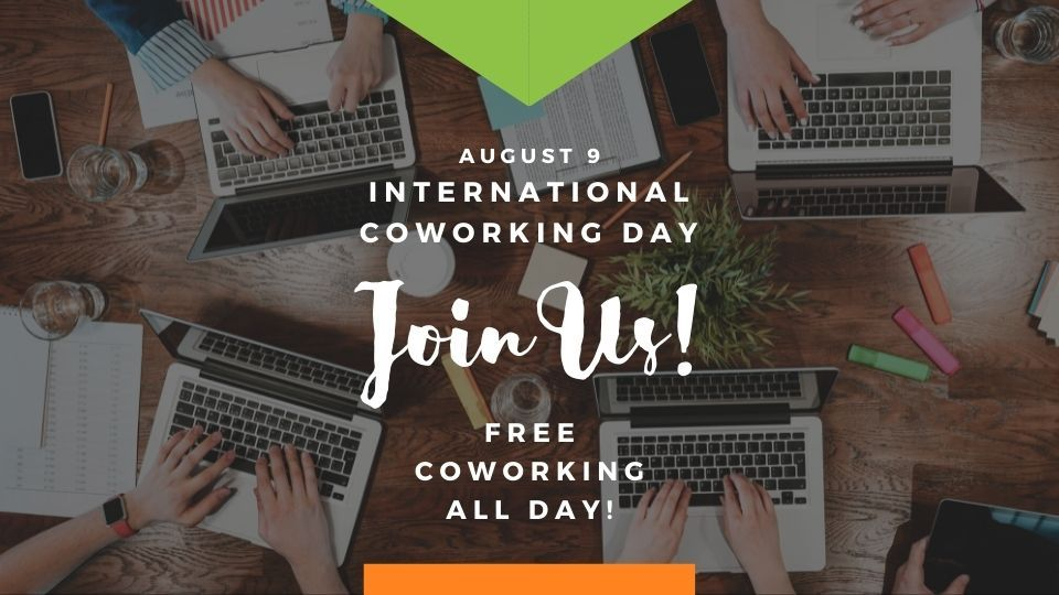 Free Coworking All Day
