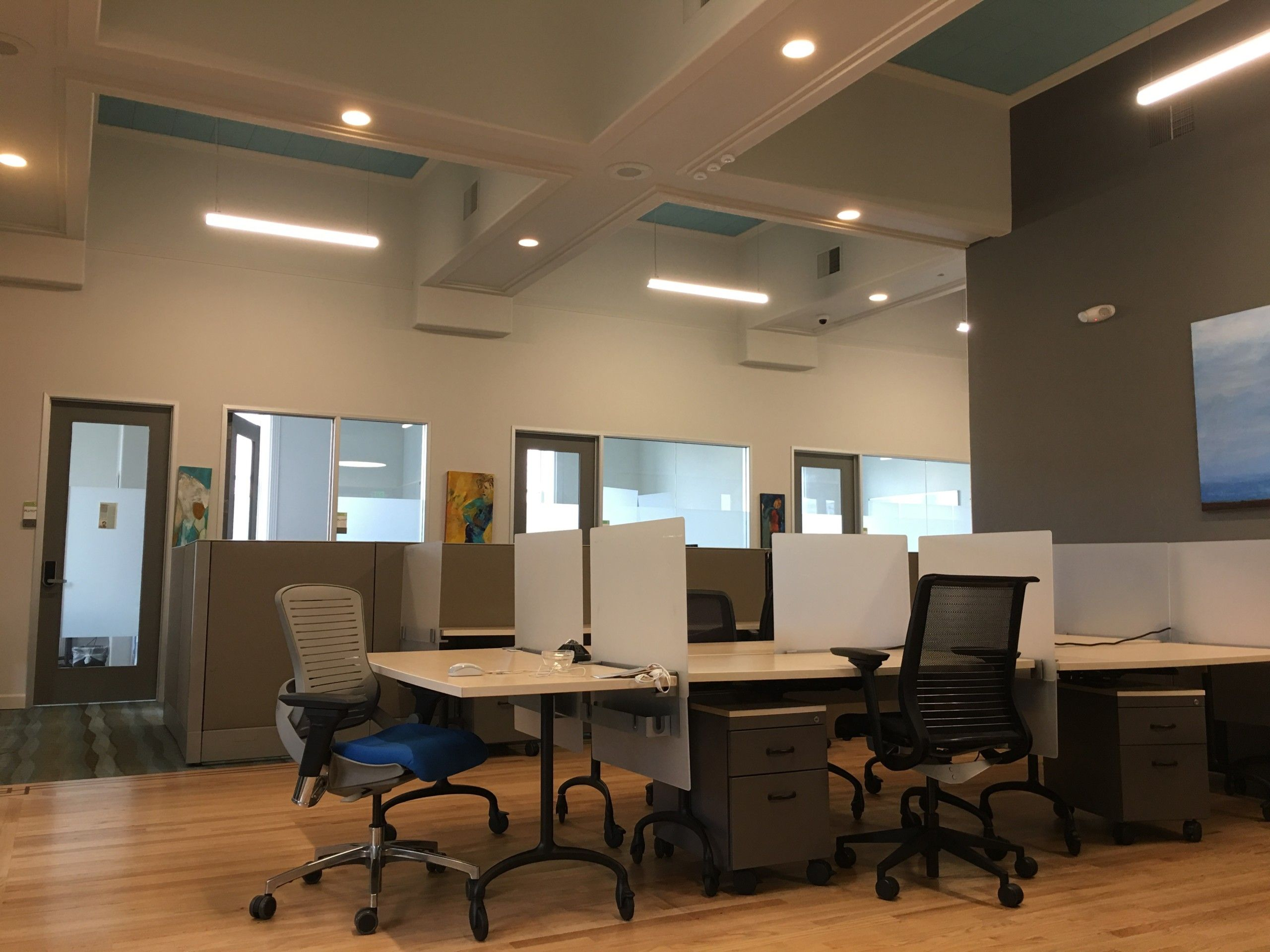 Sunnyvale Dedicated Workspace